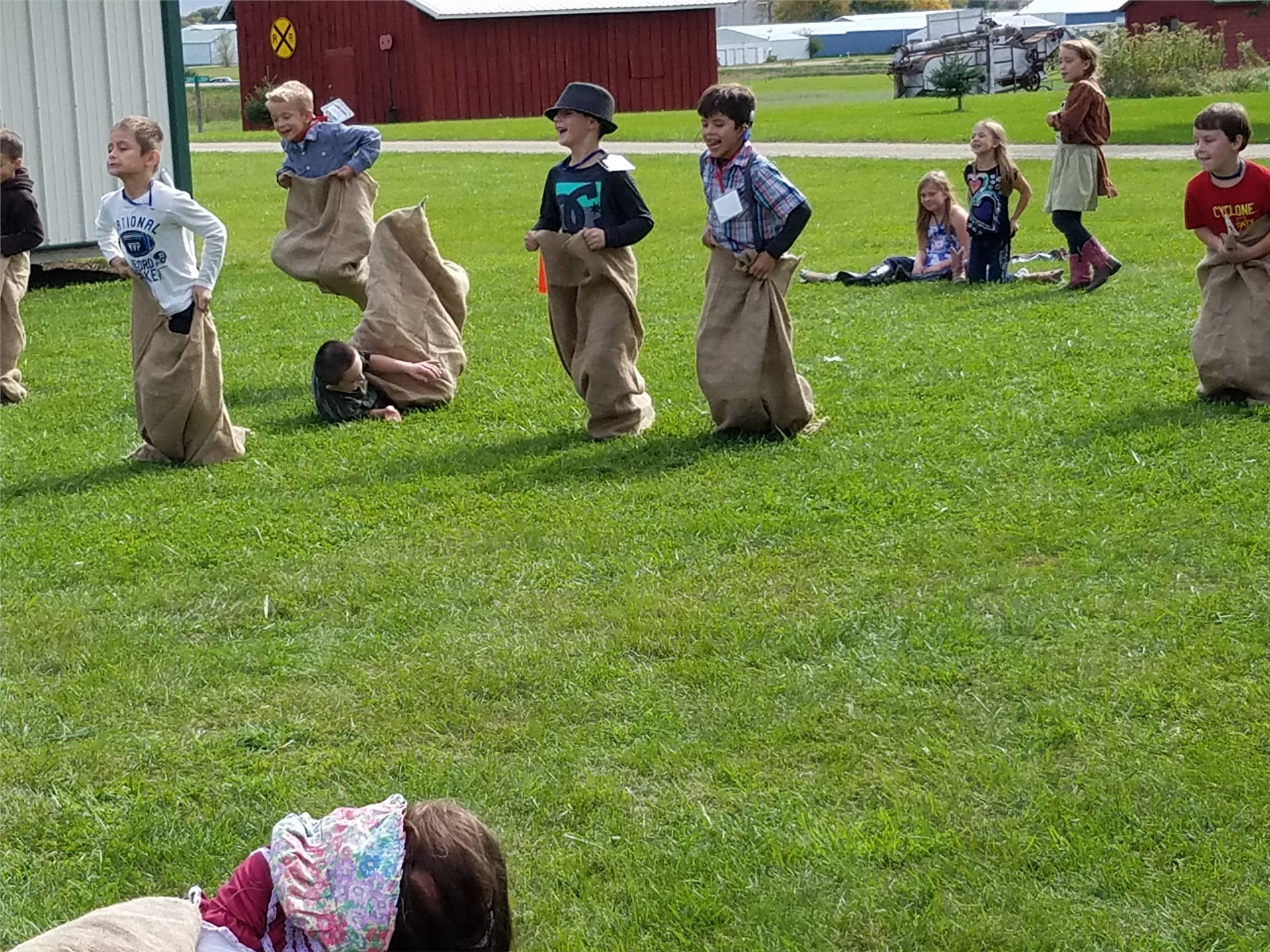 2nd Grade Field Trip to Heritage Park