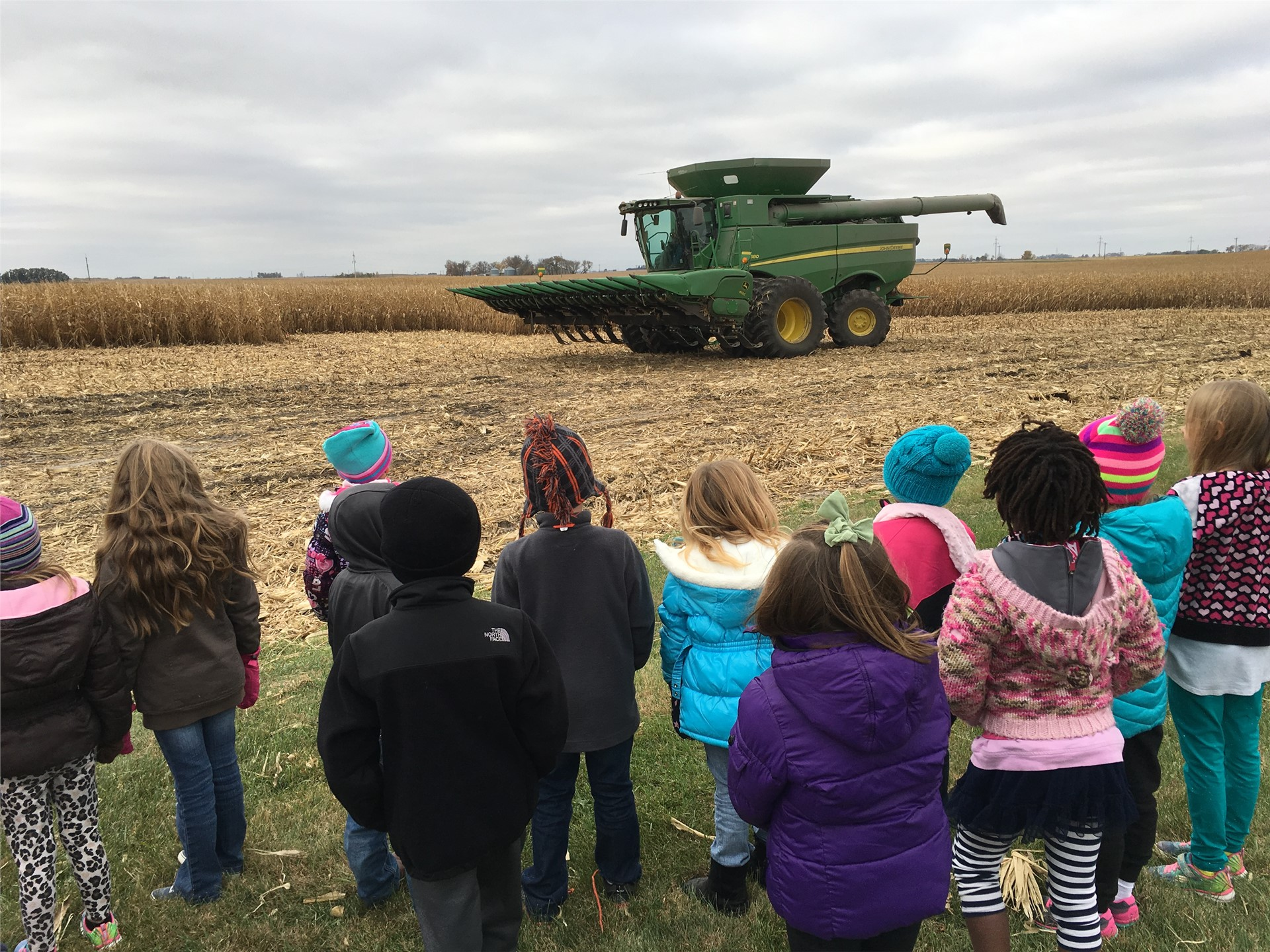 1st Grade Field Trip to Davison's Farms