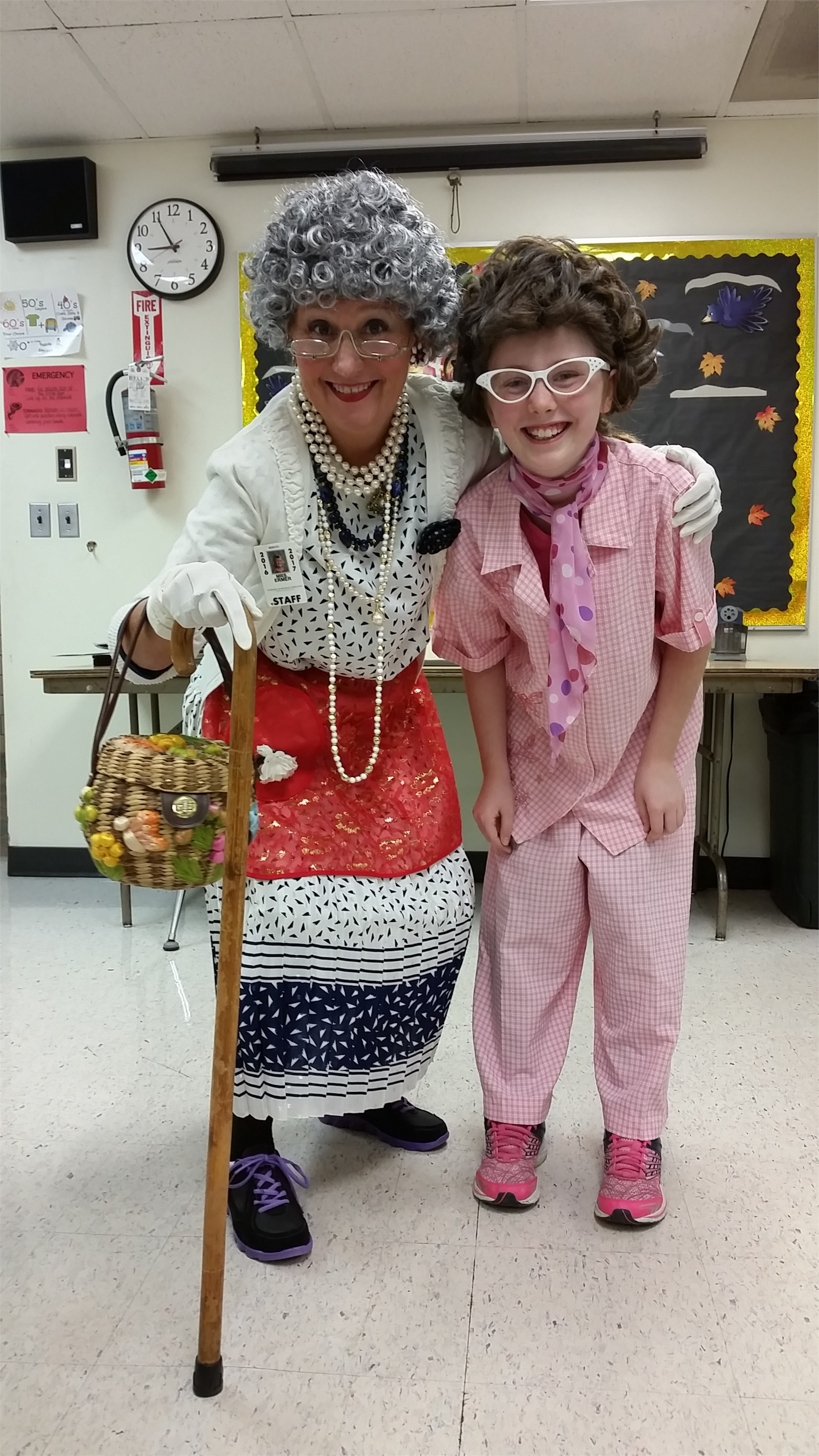 "Red Ribbon Week: Drugs are ""old school""!"