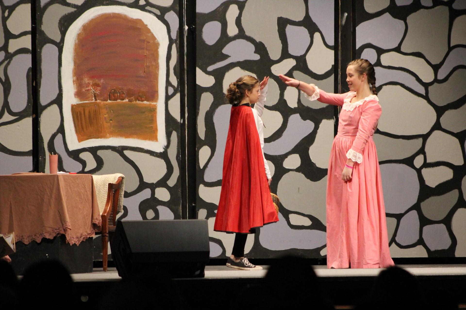GHV Junior High Theater Arts