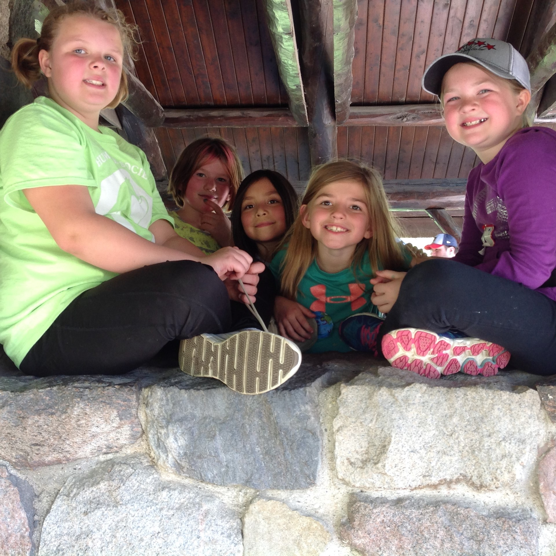 2nd Grade Field Trip to Pilot Knob