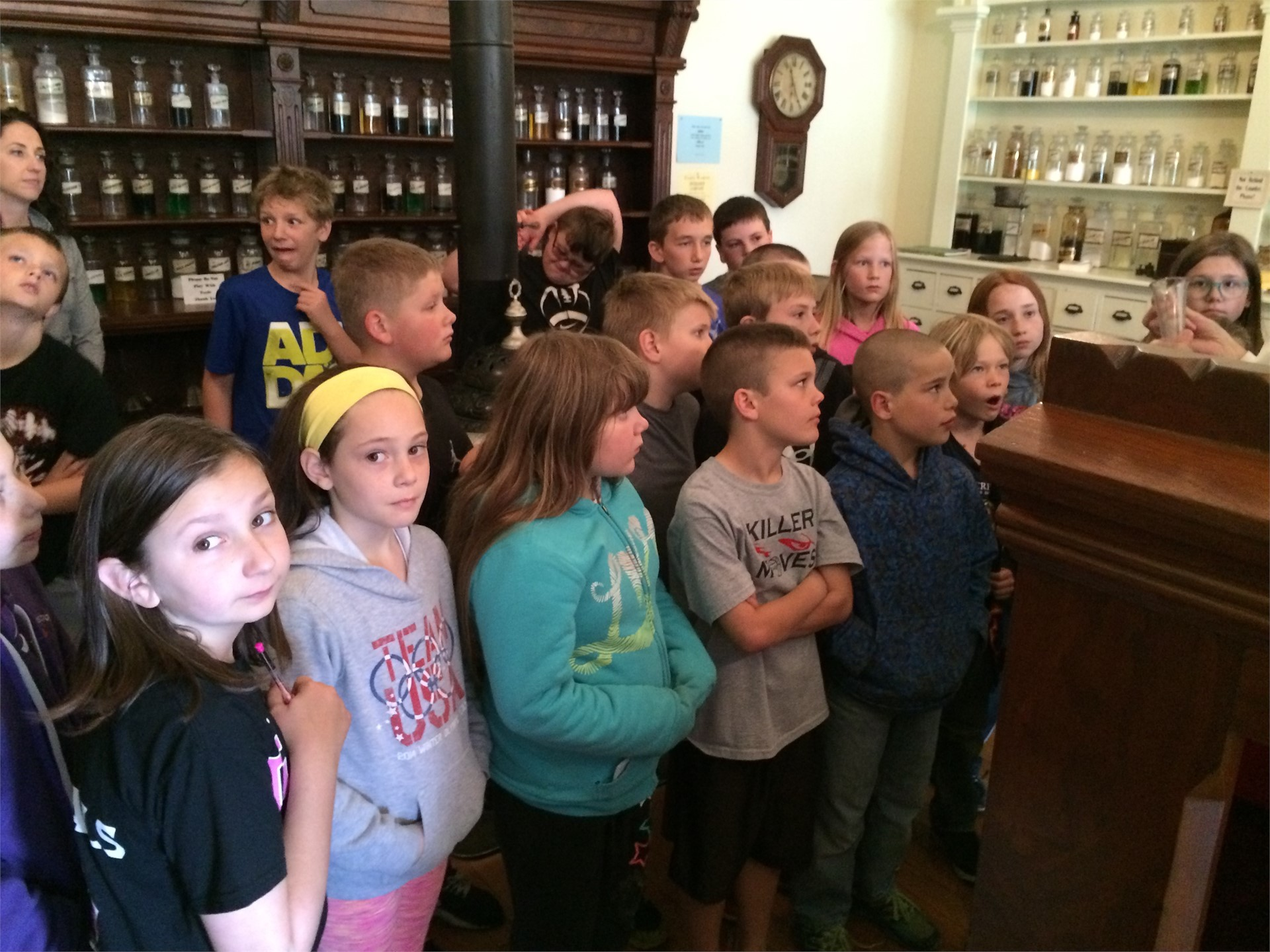4th Grade Field Trip to Living History Farms