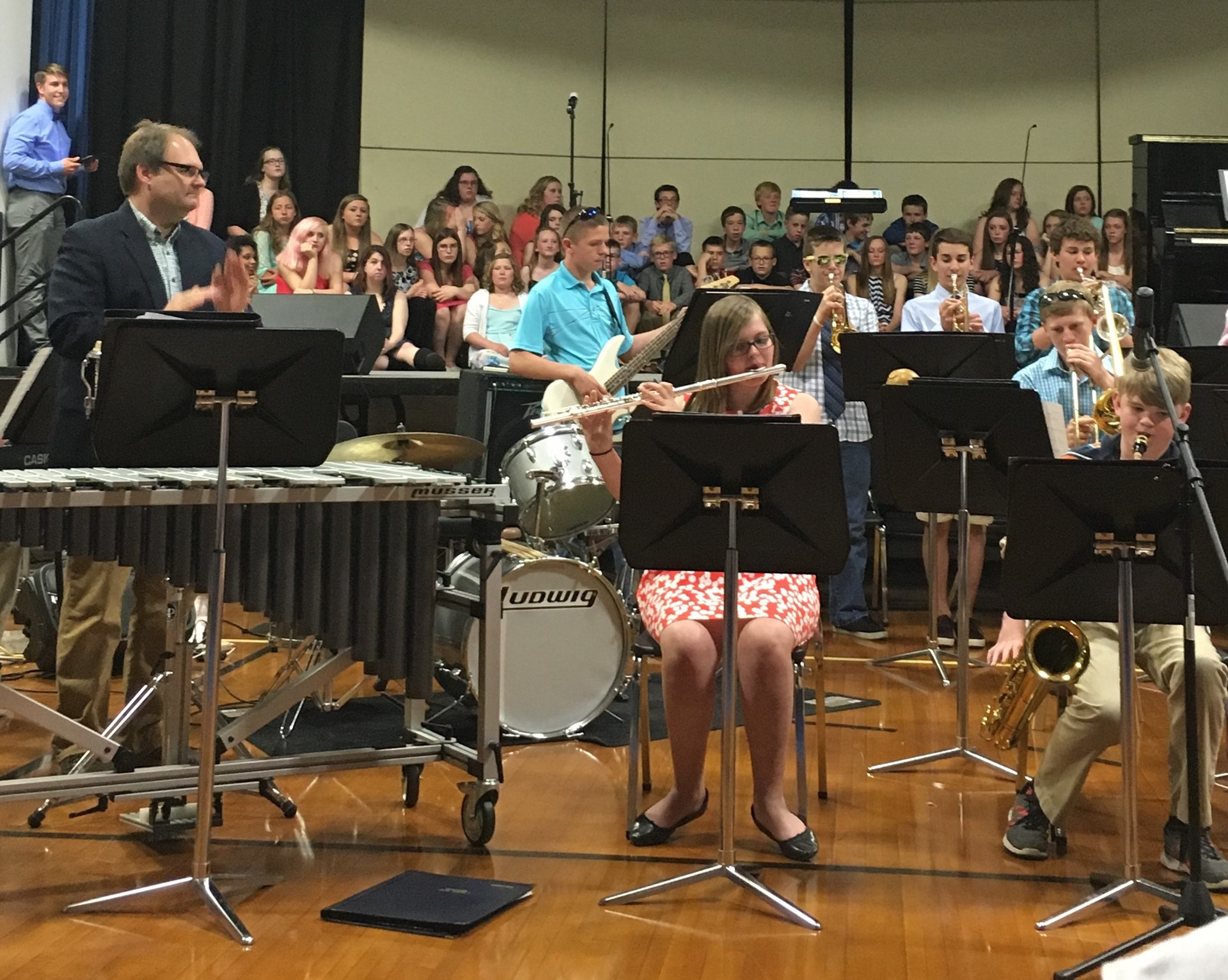 Junior High Jazz Band