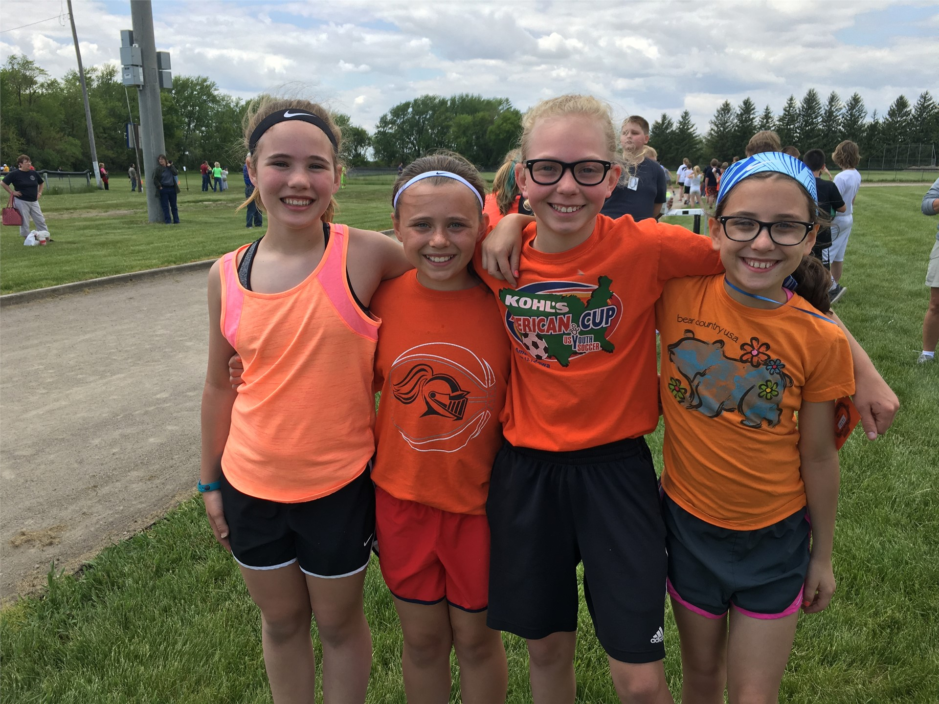 Intermediate Track & Field Day