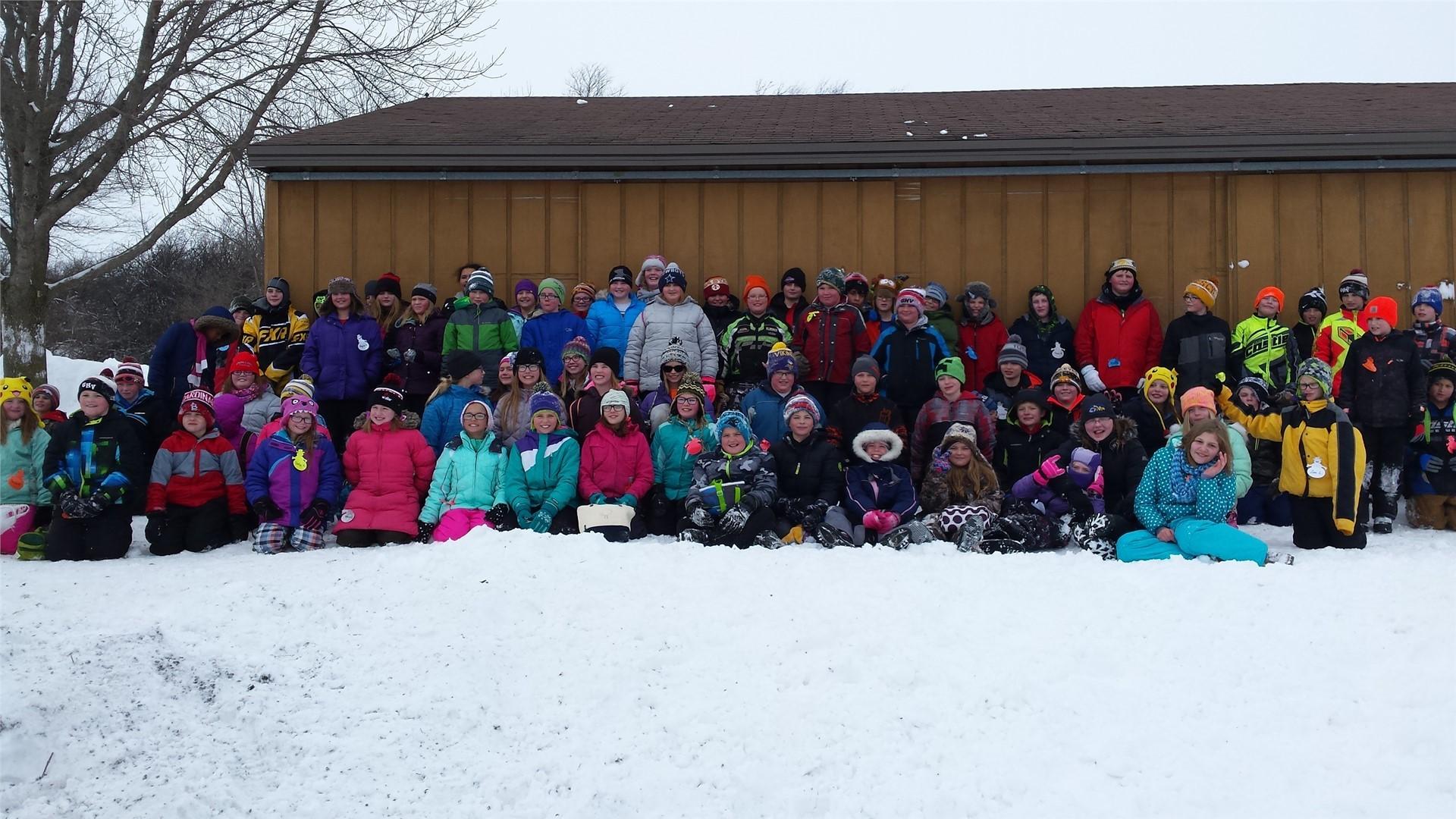 5th Grade Winter Survival Day