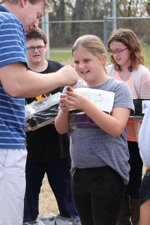 6th Grade Solar Cooker Contest