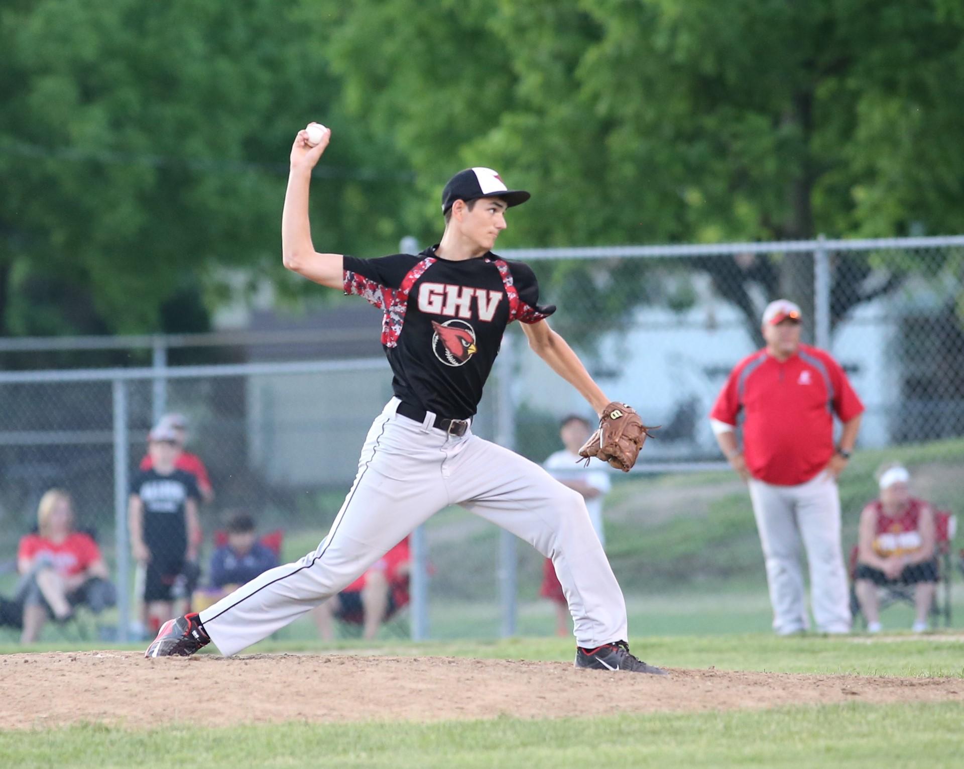 GHV Baseball 2016 Season