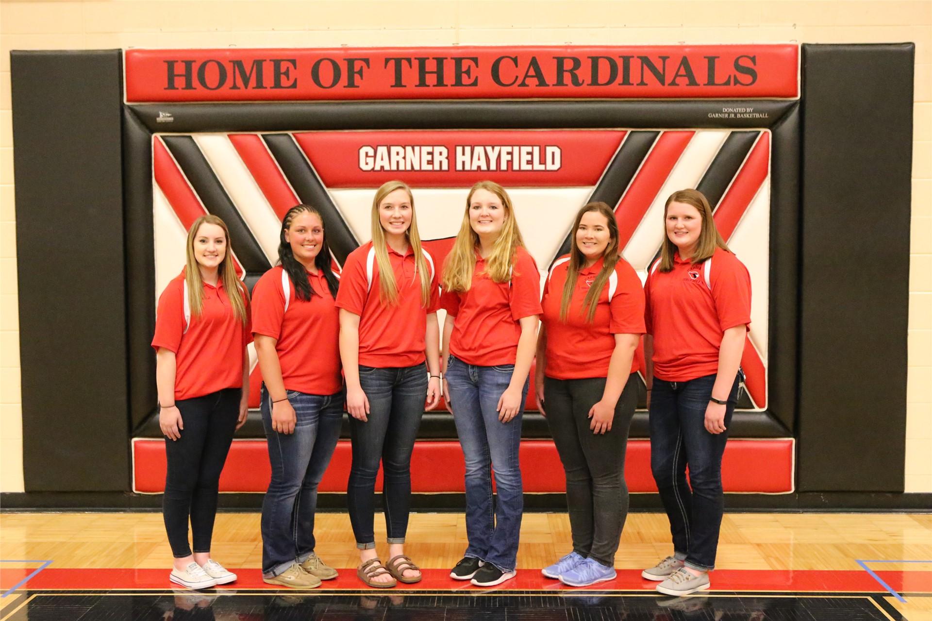 GHV Girls Golf Team for the 2017 Season