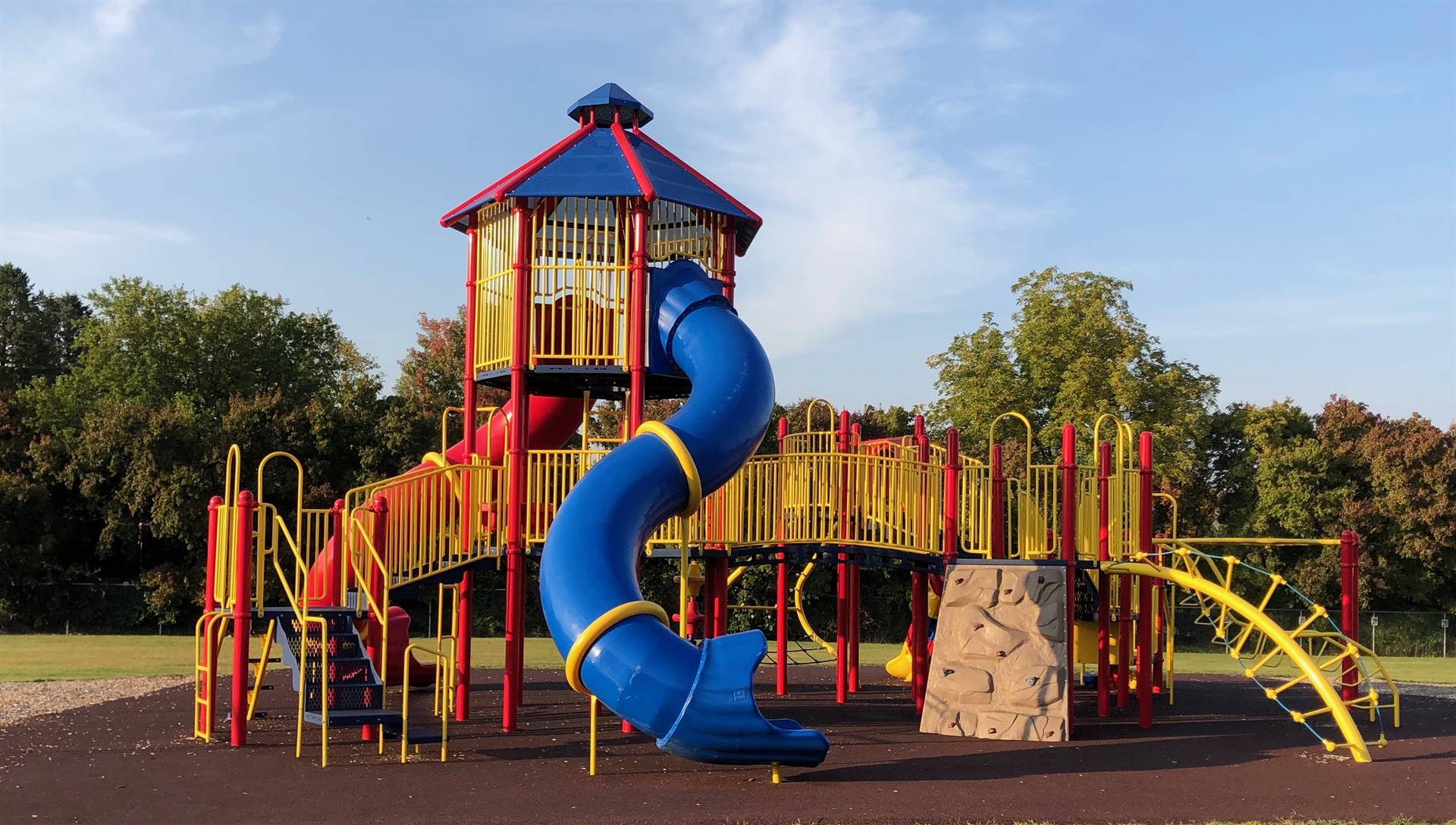 photo of playground equipment